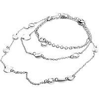 collier femme bijoux 4US Cesare Paciotti White Pupil 4UCL1951W