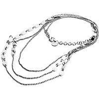 collier femme bijoux 4US Cesare Paciotti White Tag 4UCL1959W
