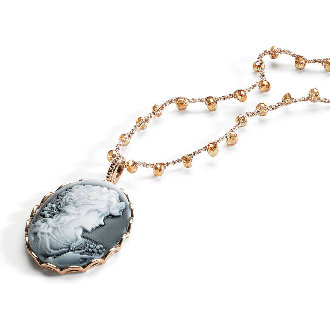 collier femme bijoux Ambrosia ABG 008