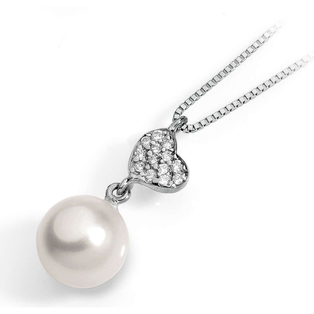 collier femme bijoux Ambrosia AGP 033