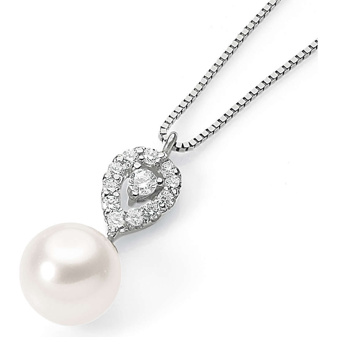collier femme bijoux Ambrosia AGP 037