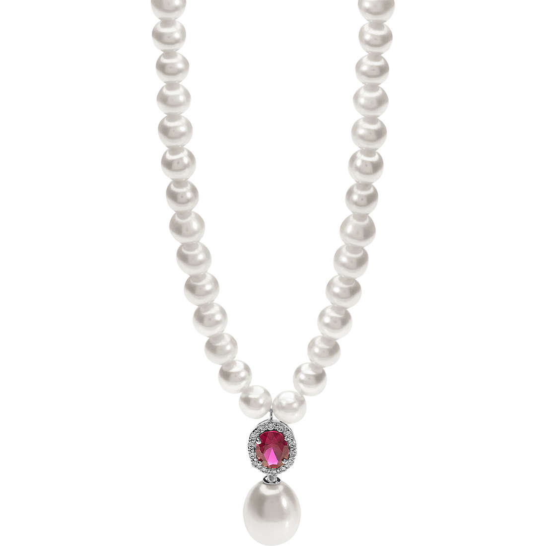 collier femme bijoux Ambrosia AGP 048