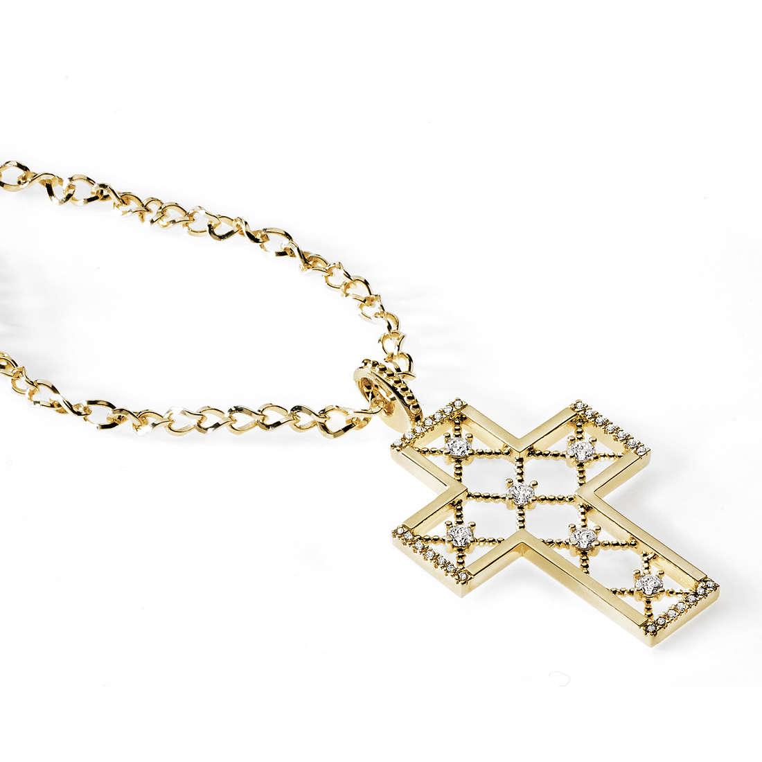 collier femme bijoux Ambrosia Bronzo ABG 002