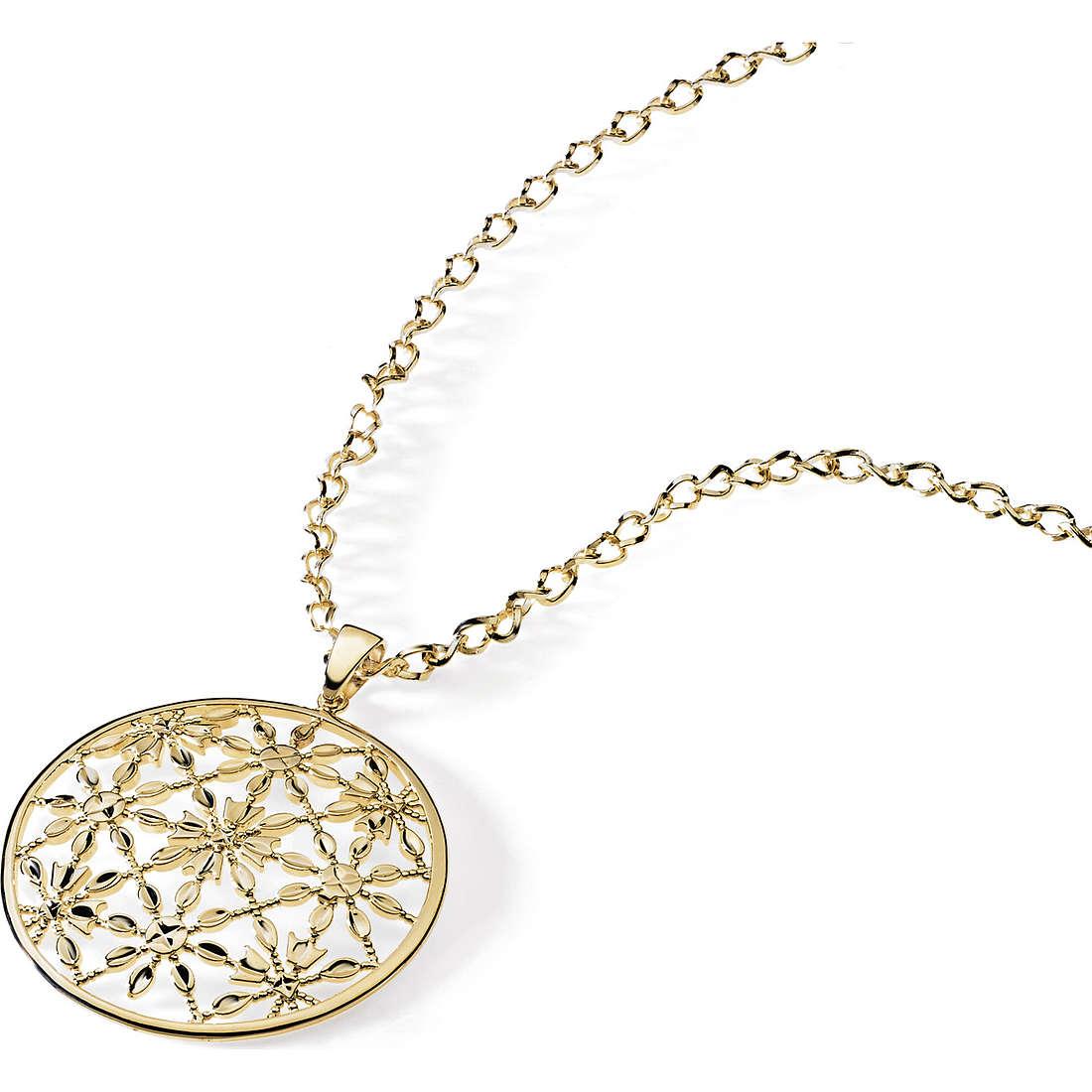 collier femme bijoux Ambrosia Bronzo ABG 003