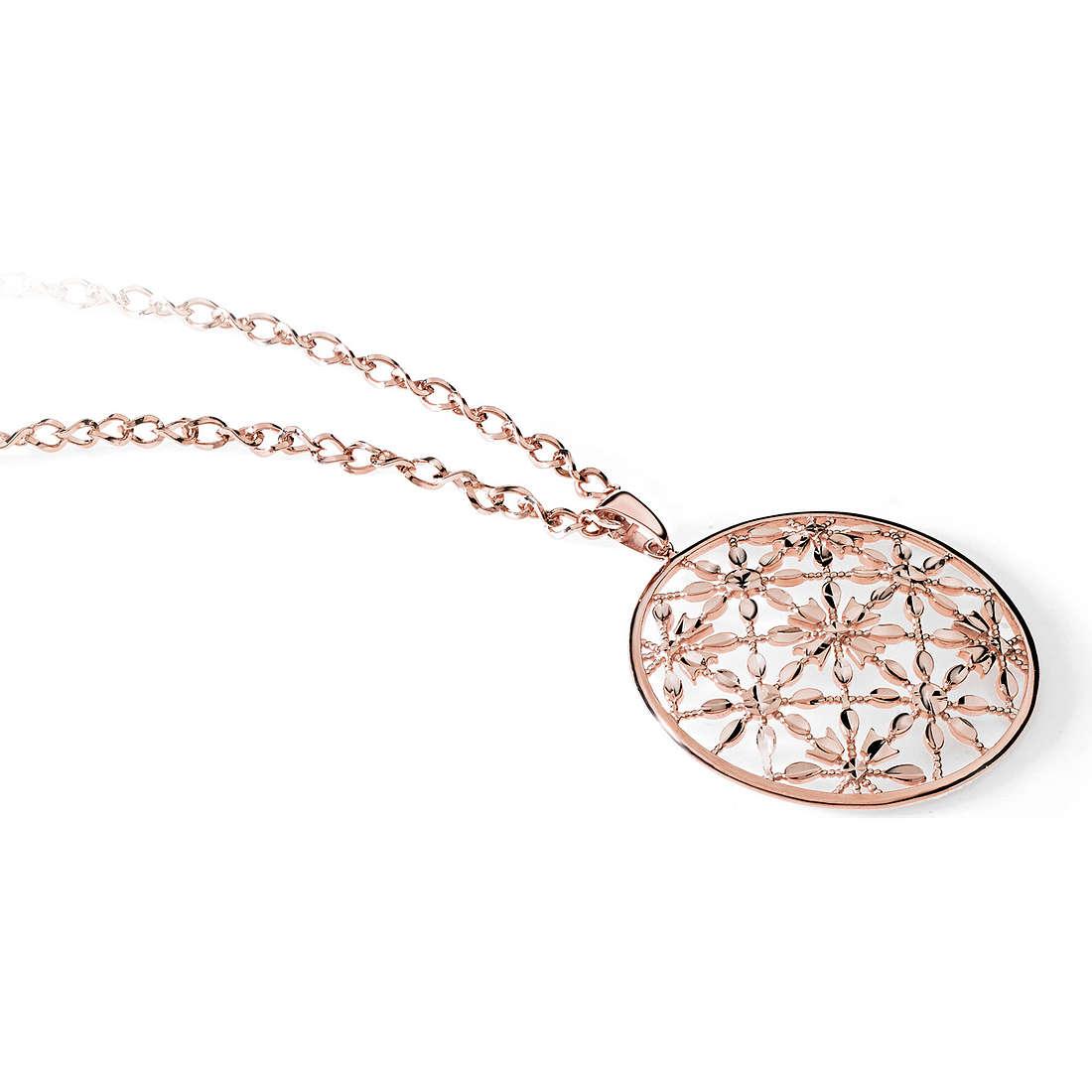 collier femme bijoux Ambrosia Bronzo ABG 004