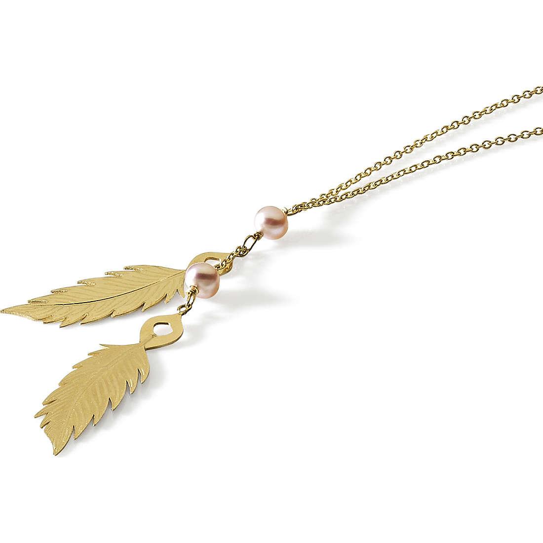 collier femme bijoux Ambrosia Evergreen AGP 063