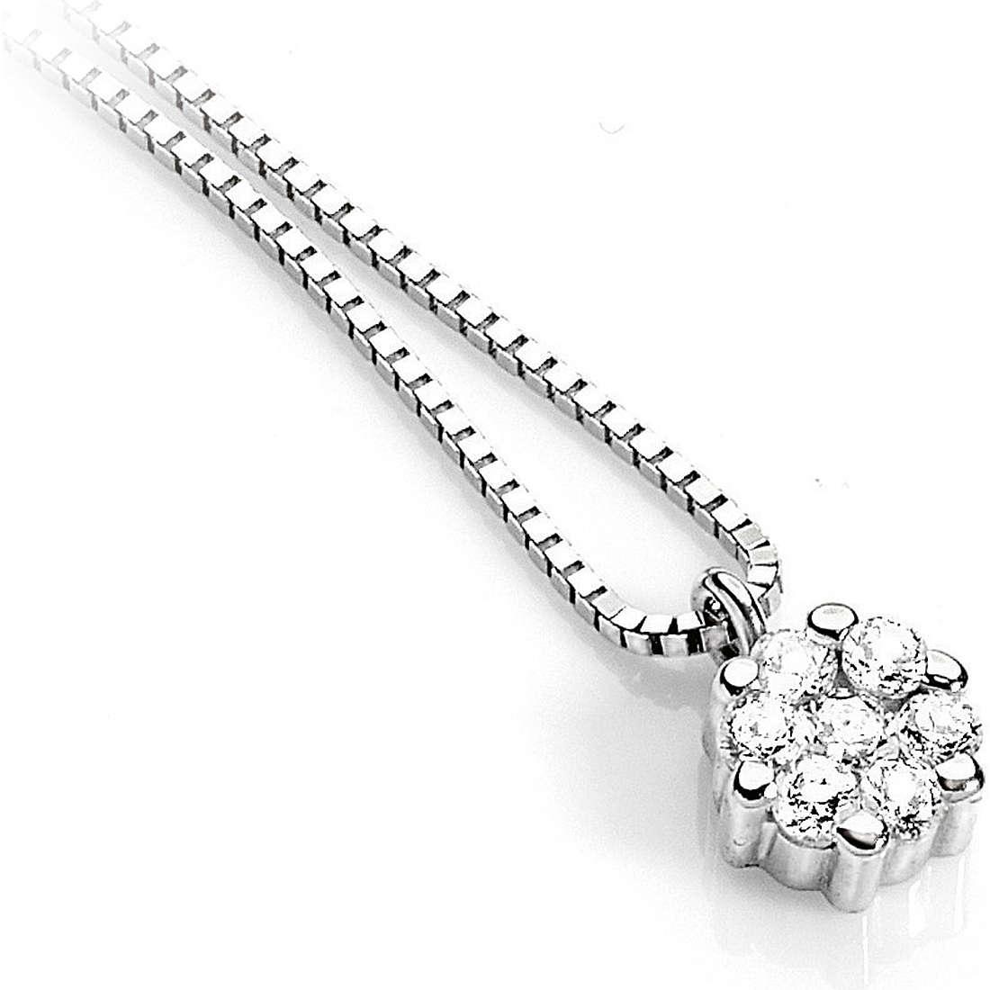 collier femme bijoux Ambrosia Evergreen AGZ 124