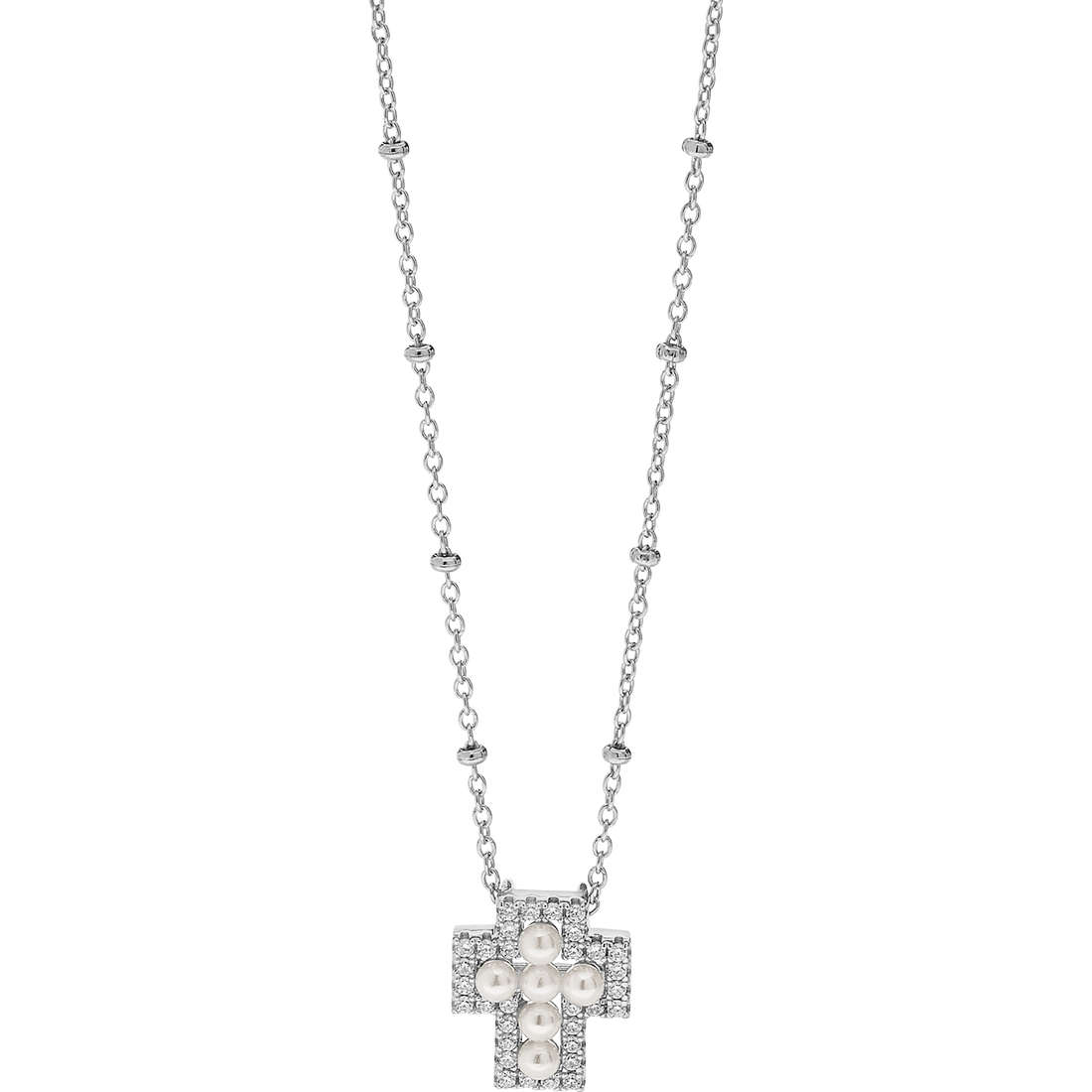 collier femme bijoux Ambrosia Glam Love AAG 159