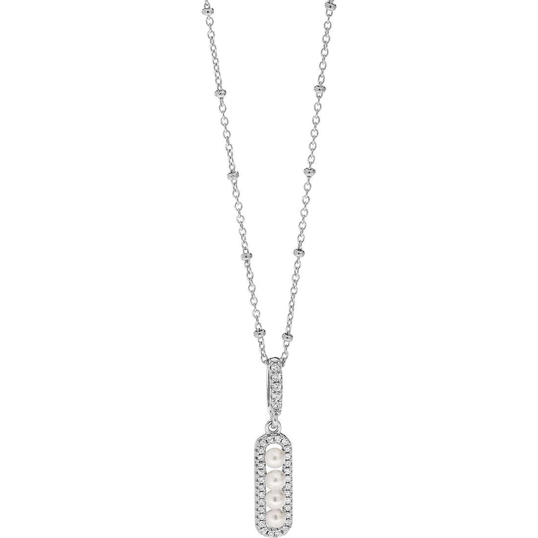 collier femme bijoux Ambrosia Glam Love AAG 160