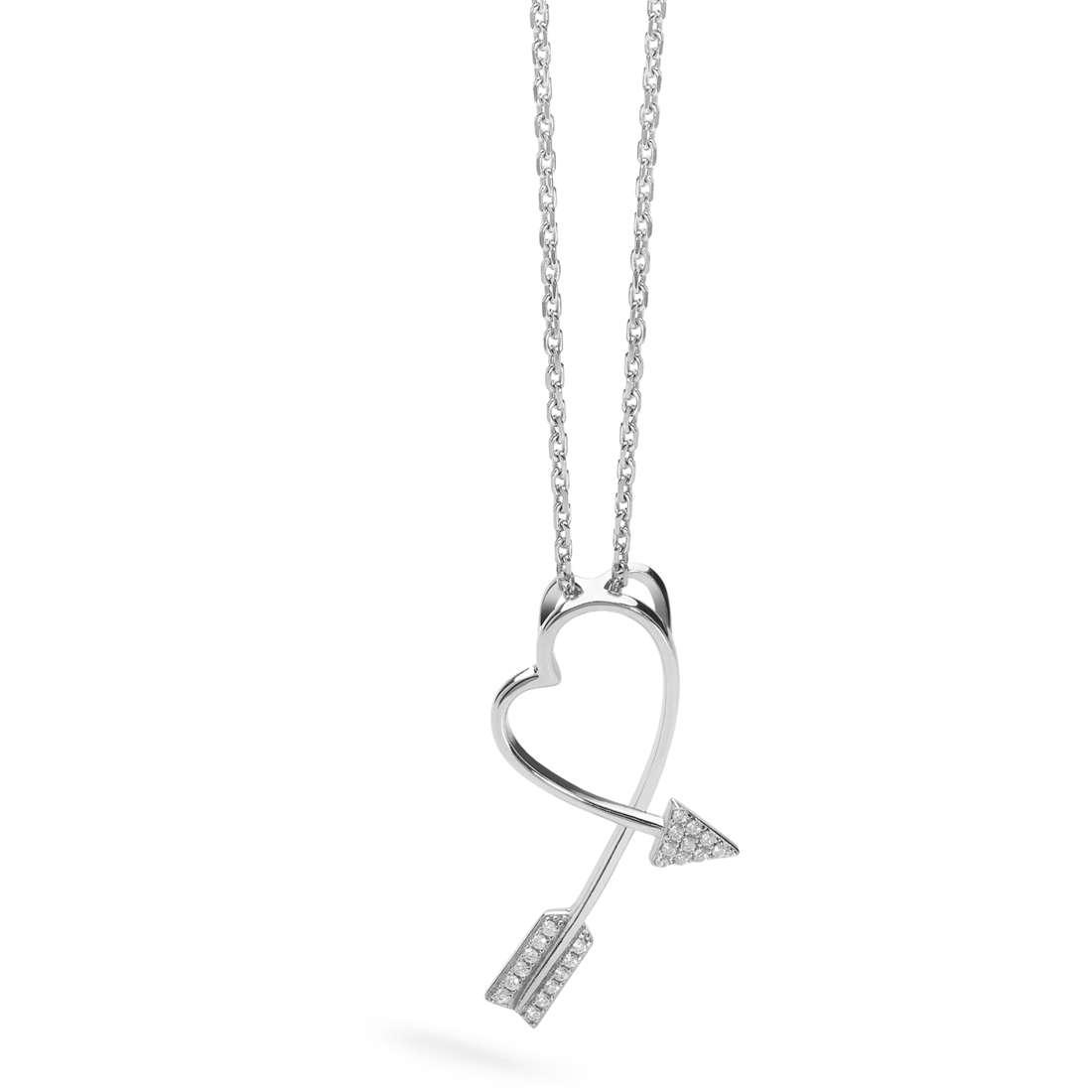 collier femme bijoux Ambrosia Glam Love AAG 174