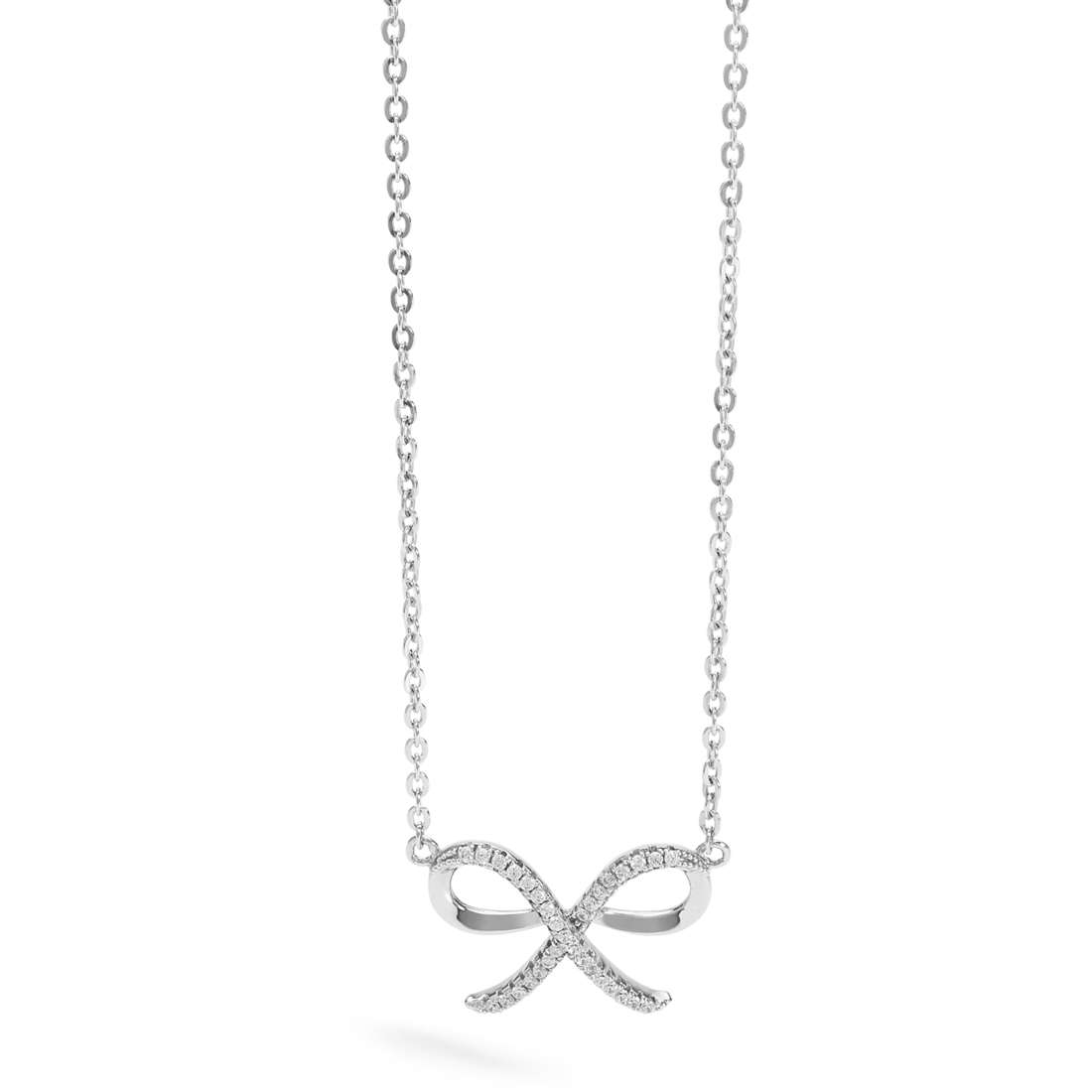 collier femme bijoux Ambrosia Glam Love AAG 175