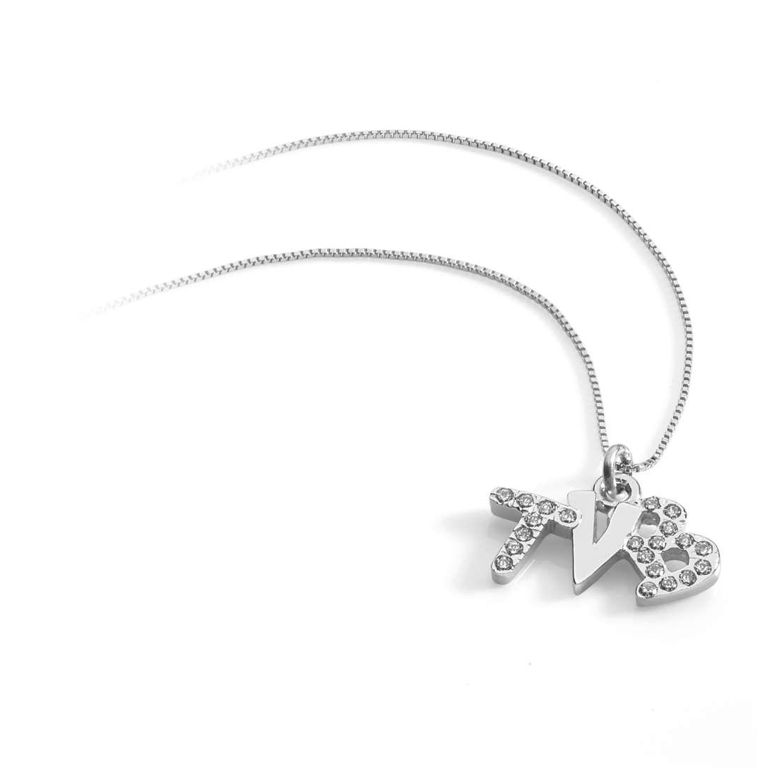 collier femme bijoux Ambrosia Glam Love AGZ 199