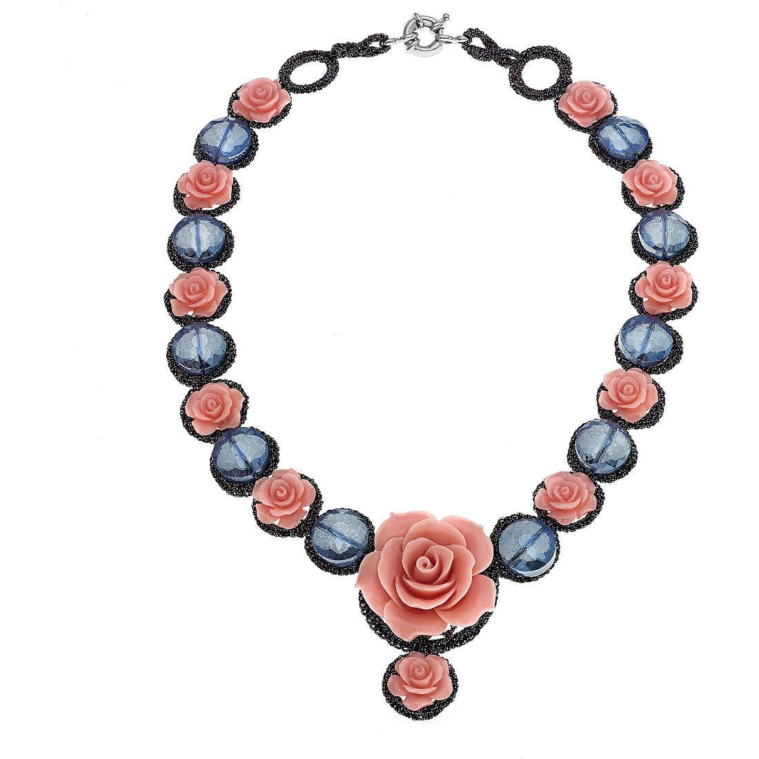 collier femme bijoux Ambrosia Rose ABG 028
