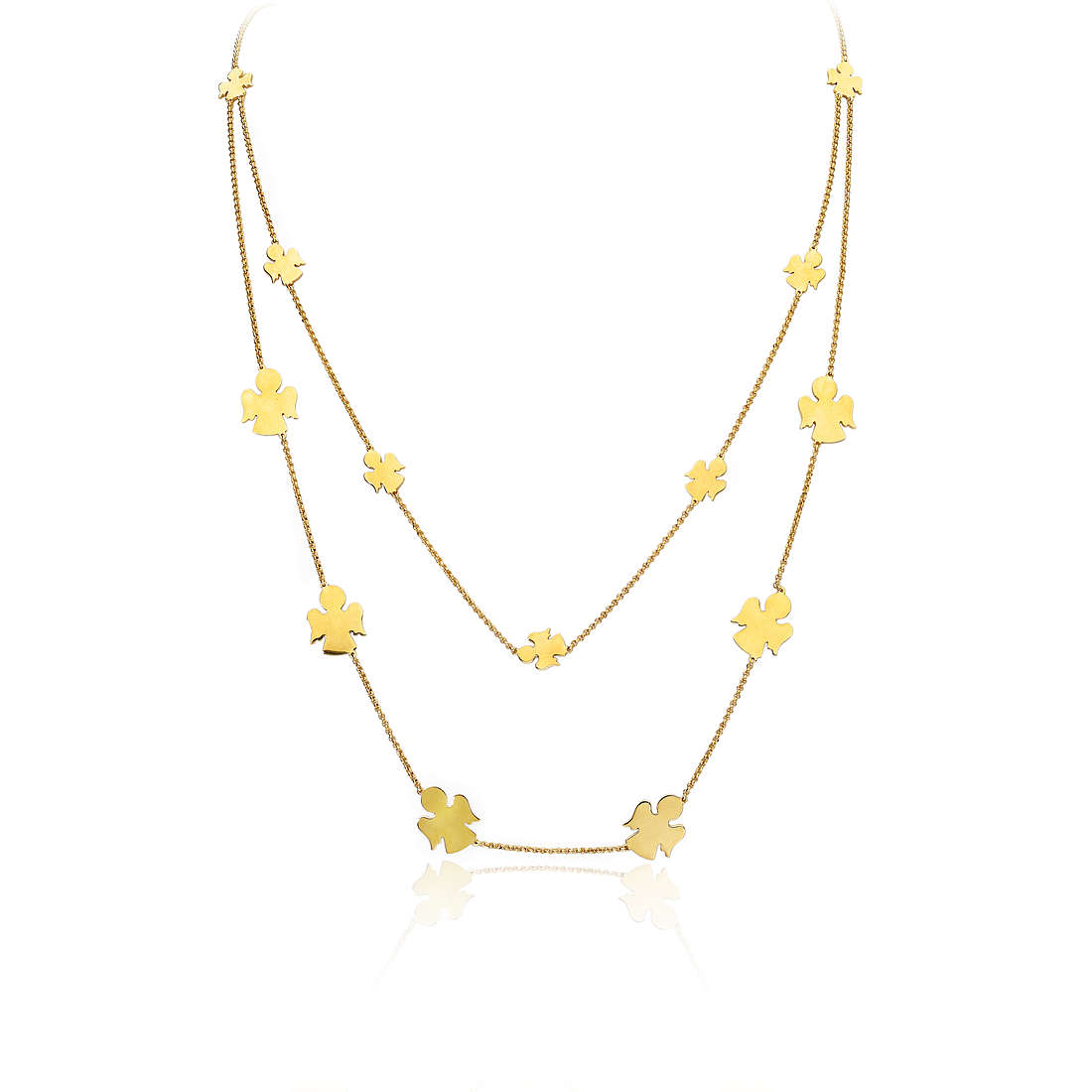 collier femme bijoux Amen Angelo CL2AG