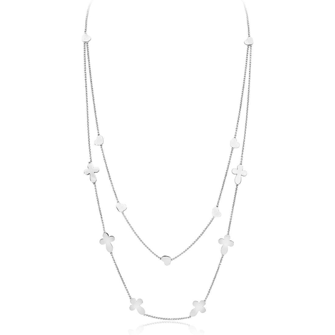 collier femme bijoux Amen CL2FCHB