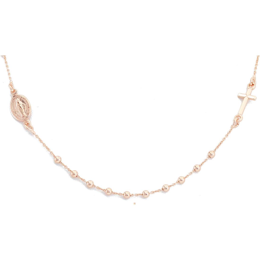 collier femme bijoux Amen CROR25