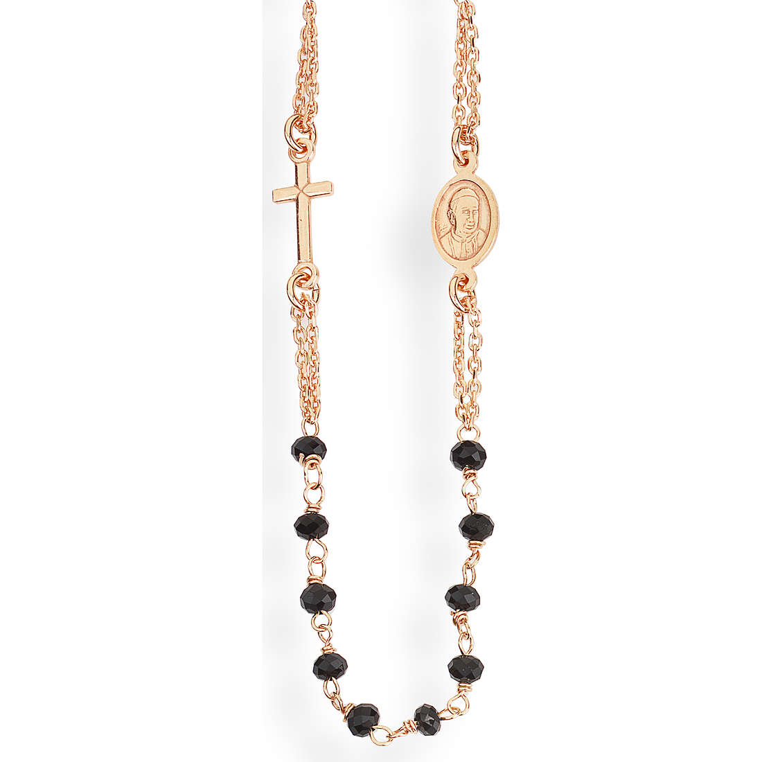 collier femme bijoux Amen CRORN3