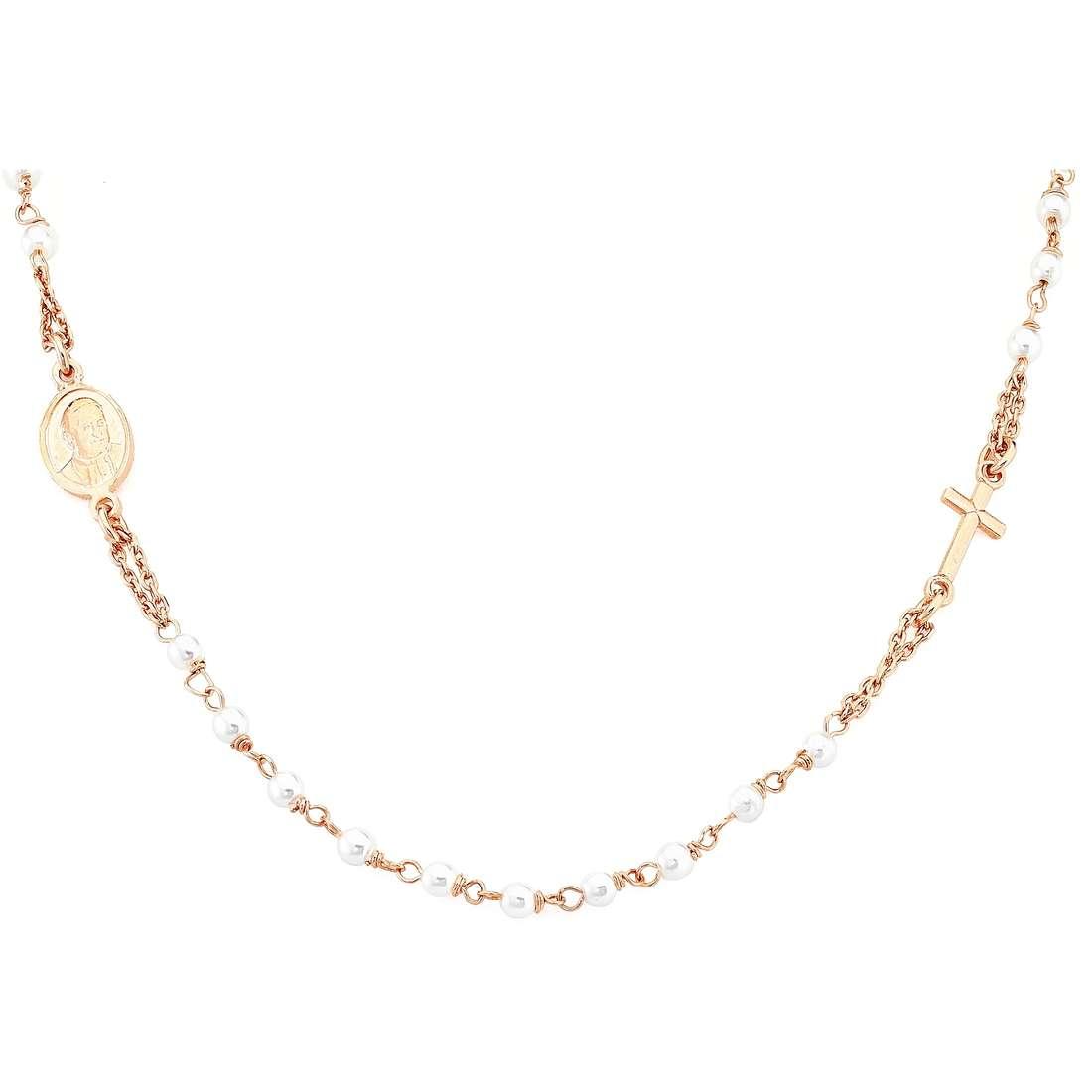 collier femme bijoux Amen CRORS3