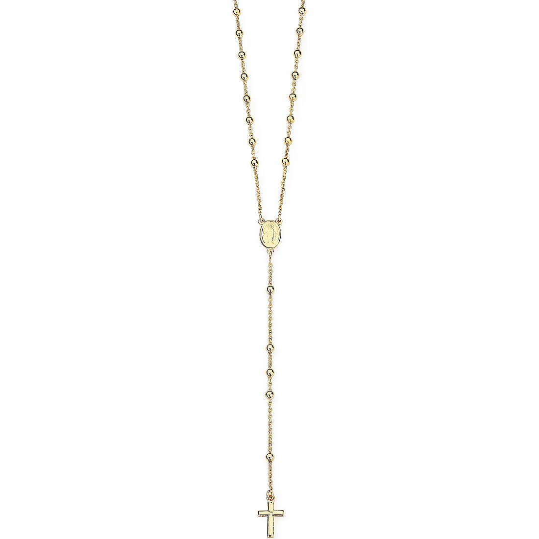 collier femme bijoux Amen Rosario CLROLG