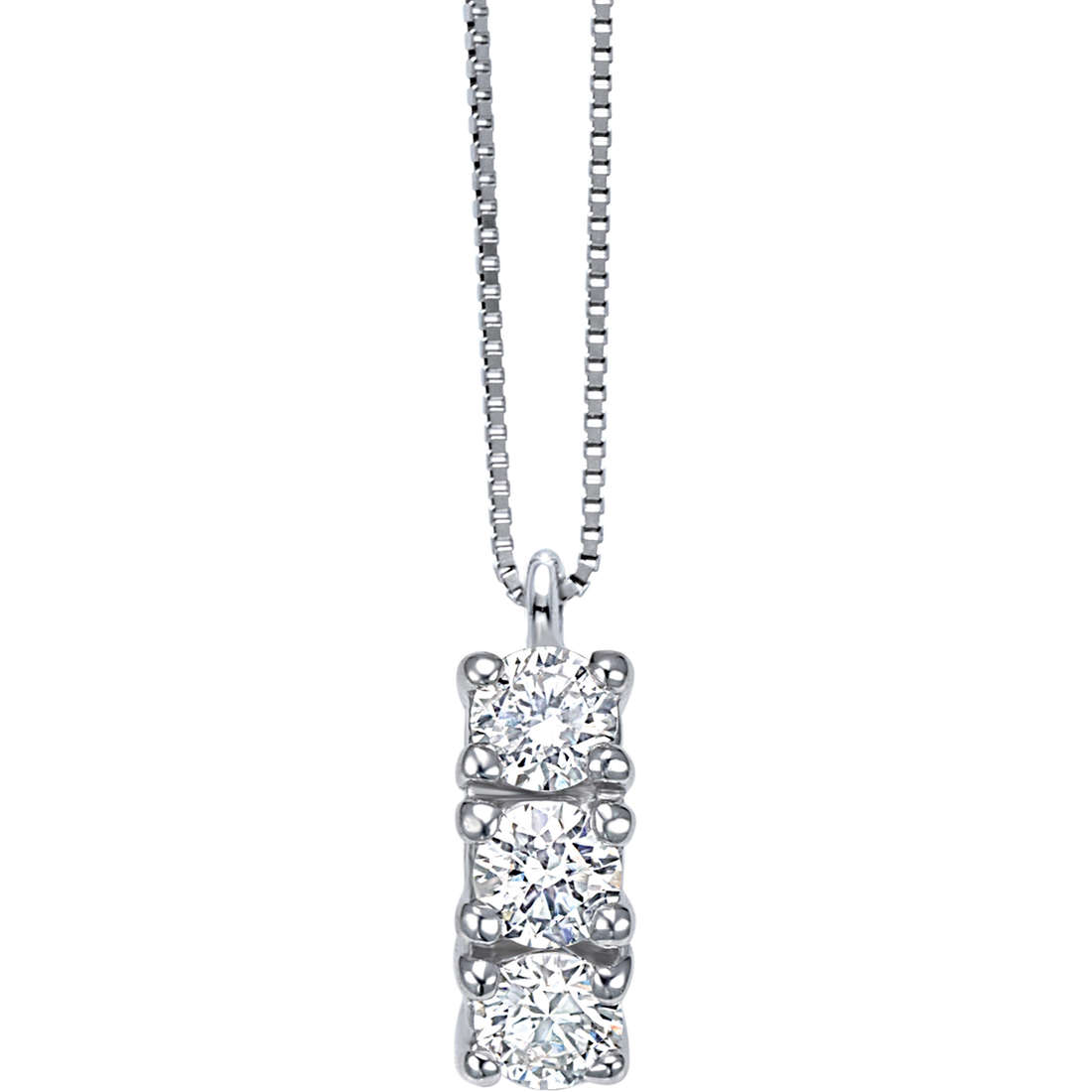 collier femme bijoux Bliss Carezza 20060812