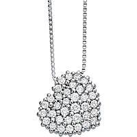 collier femme bijoux Bliss Cuori Pavè 20067042