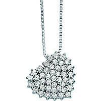 collier femme bijoux Bliss Cuori Pavè 20067046