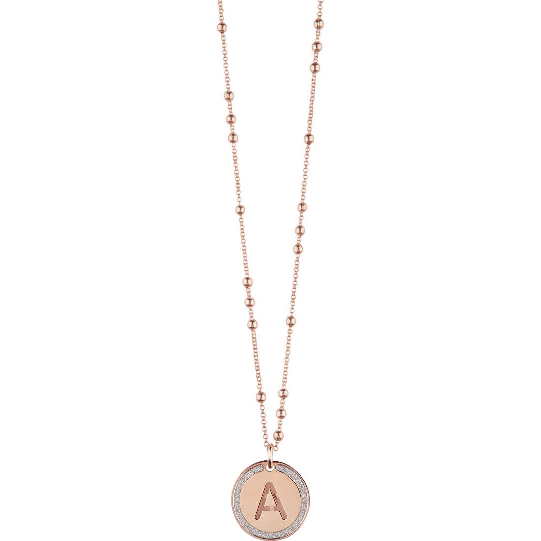 collier femme bijoux Bliss Love Letters 20071296