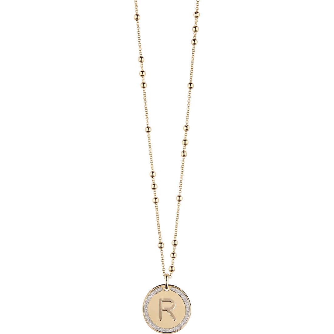 collier femme bijoux Bliss Love Letters 20071354