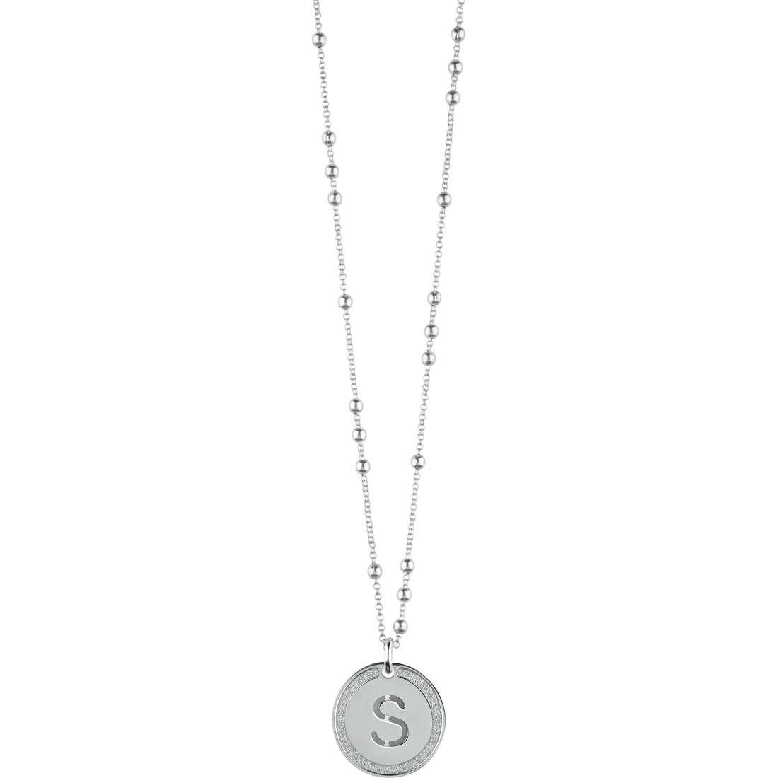 collier femme bijoux Bliss Love Letters 20071385