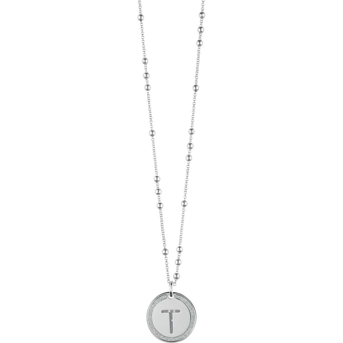collier femme bijoux Bliss Love Letters 20071387