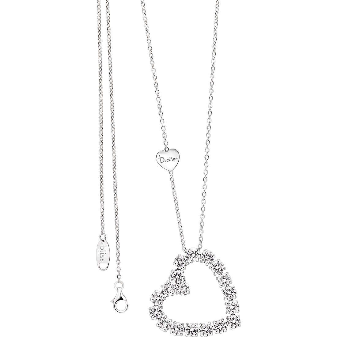 collier femme bijoux Bliss Material Girl 20056749