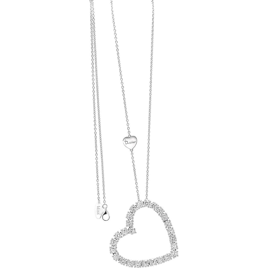 collier femme bijoux Bliss Material Girl 20056750