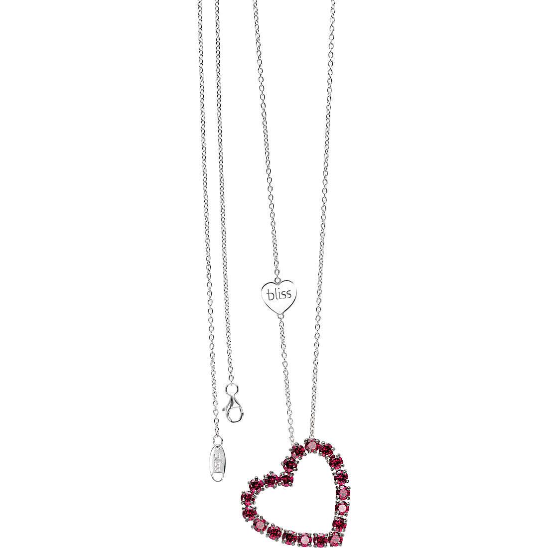 collier femme bijoux Bliss Material Girl 20057949