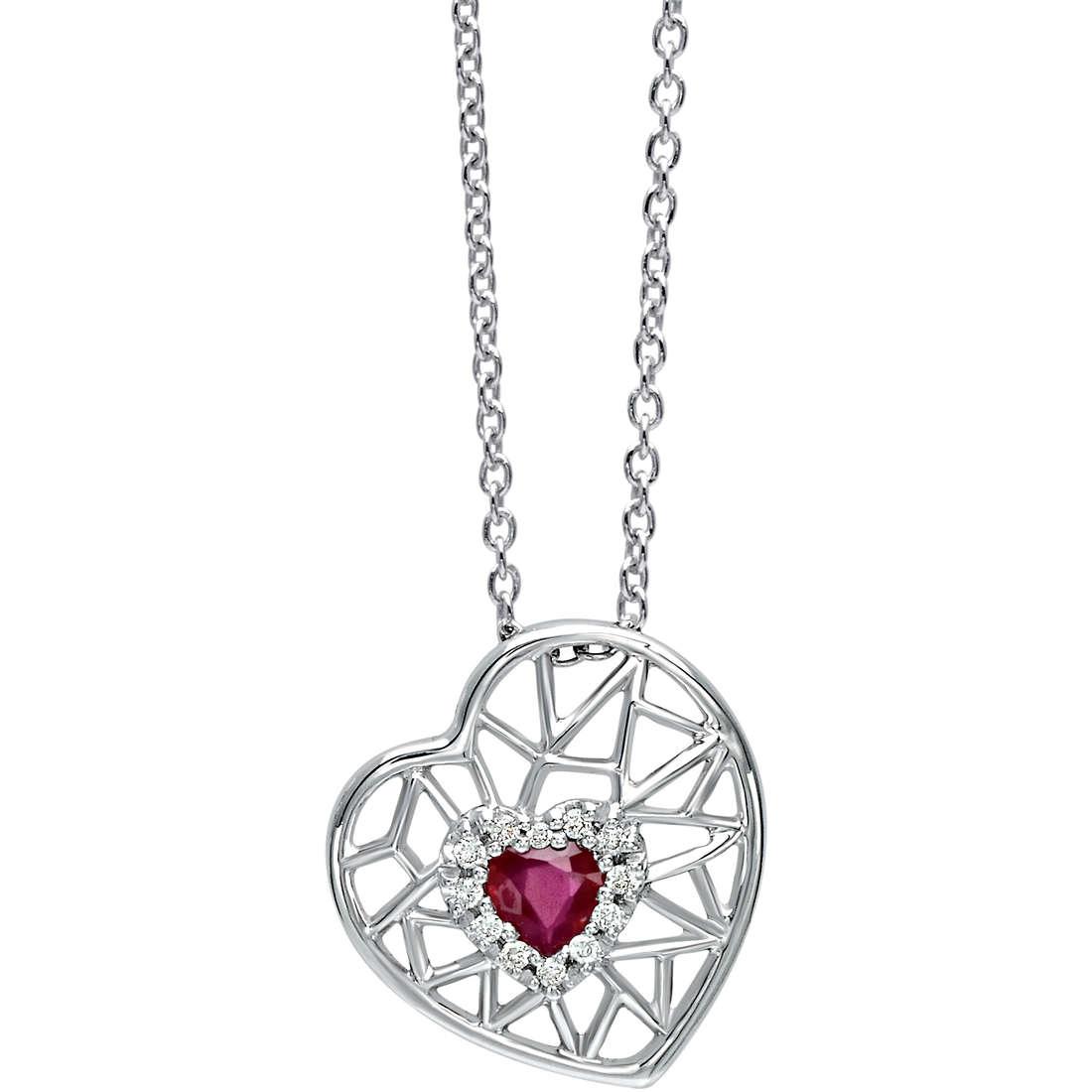collier femme bijoux Bliss Regina Di Cuori 20070737