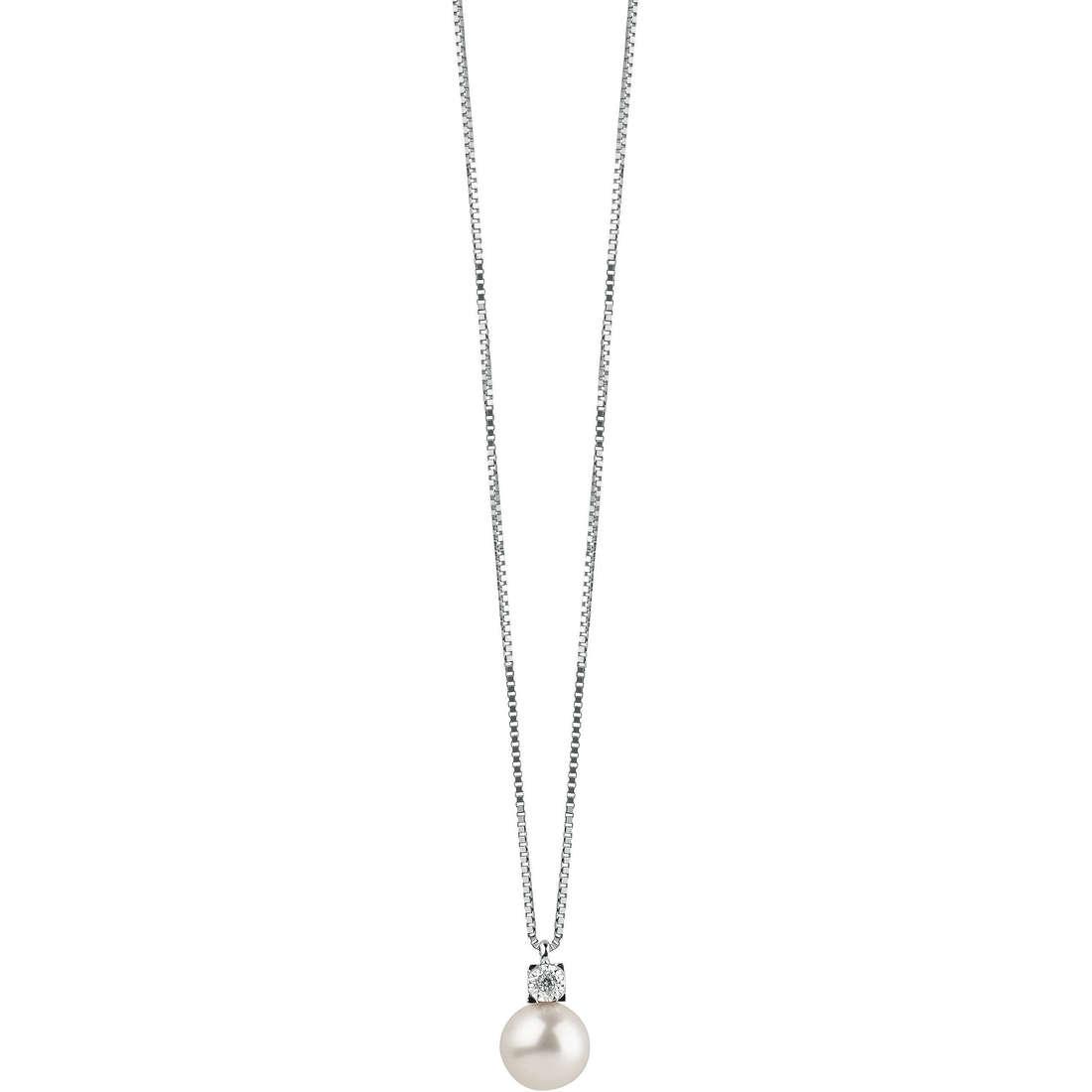 collier femme bijoux Bliss Rugiada Perle 20070778