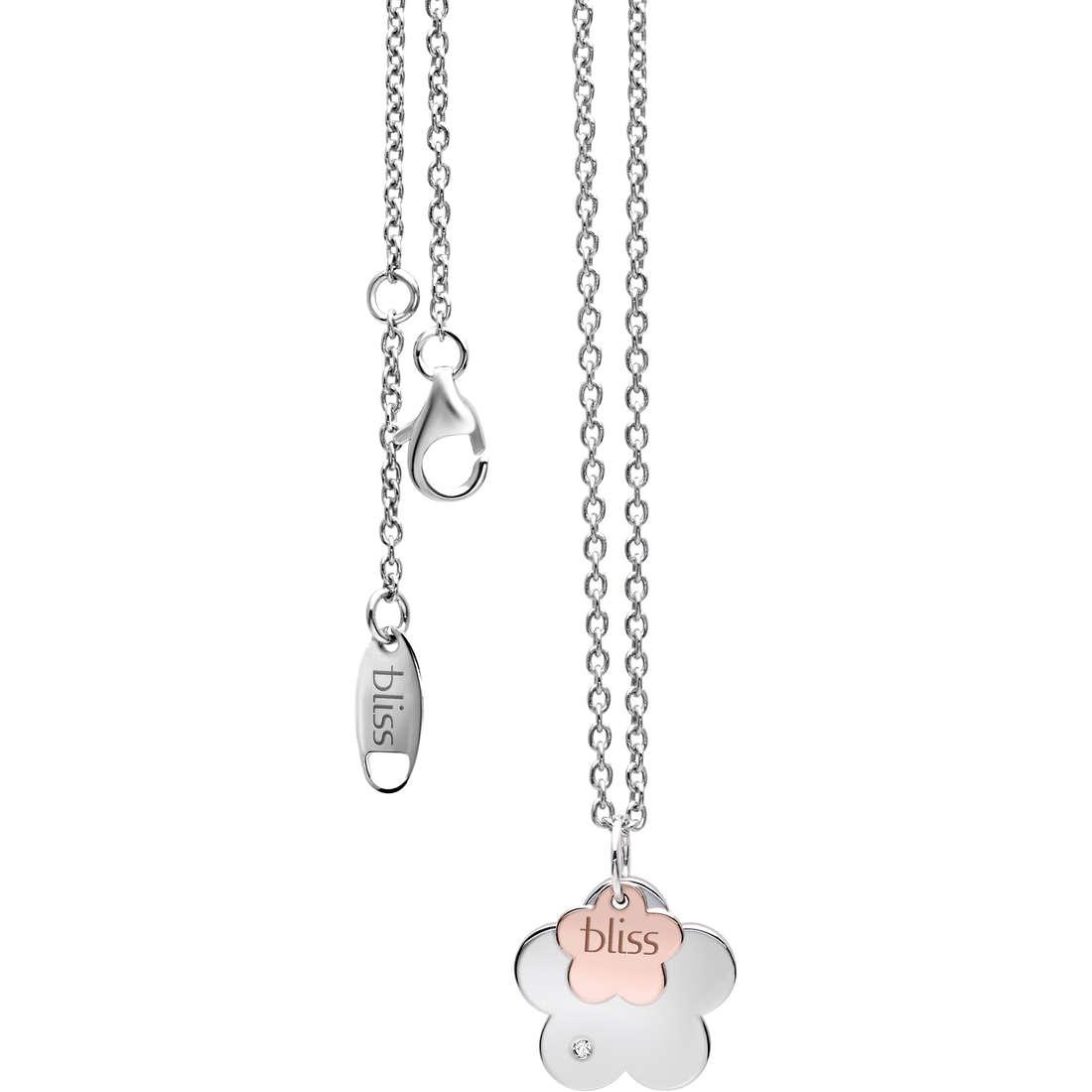 collier femme bijoux Bliss Twins 20058956