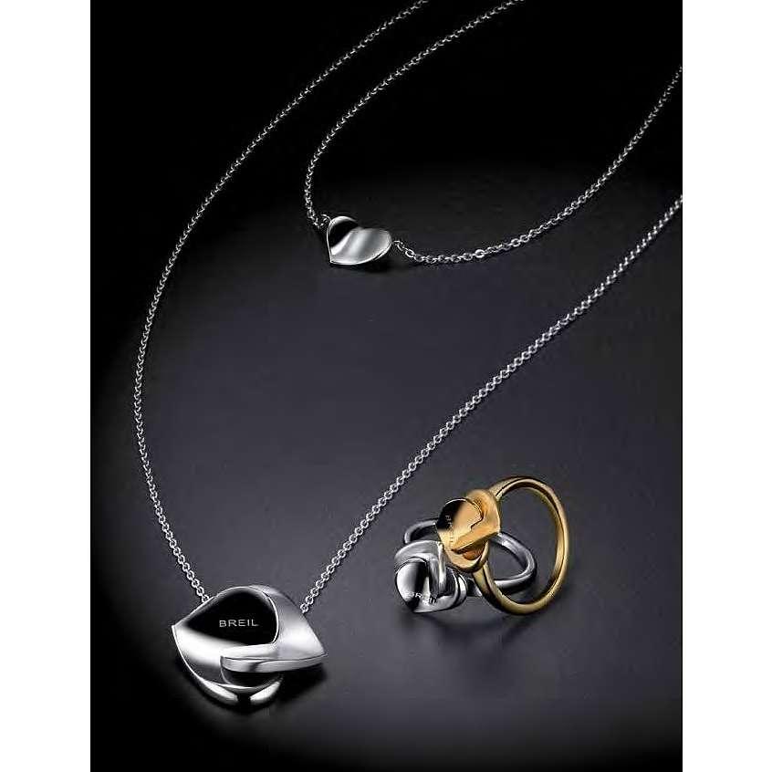 collier femme bijoux Breil Beat Flavor TJ1489