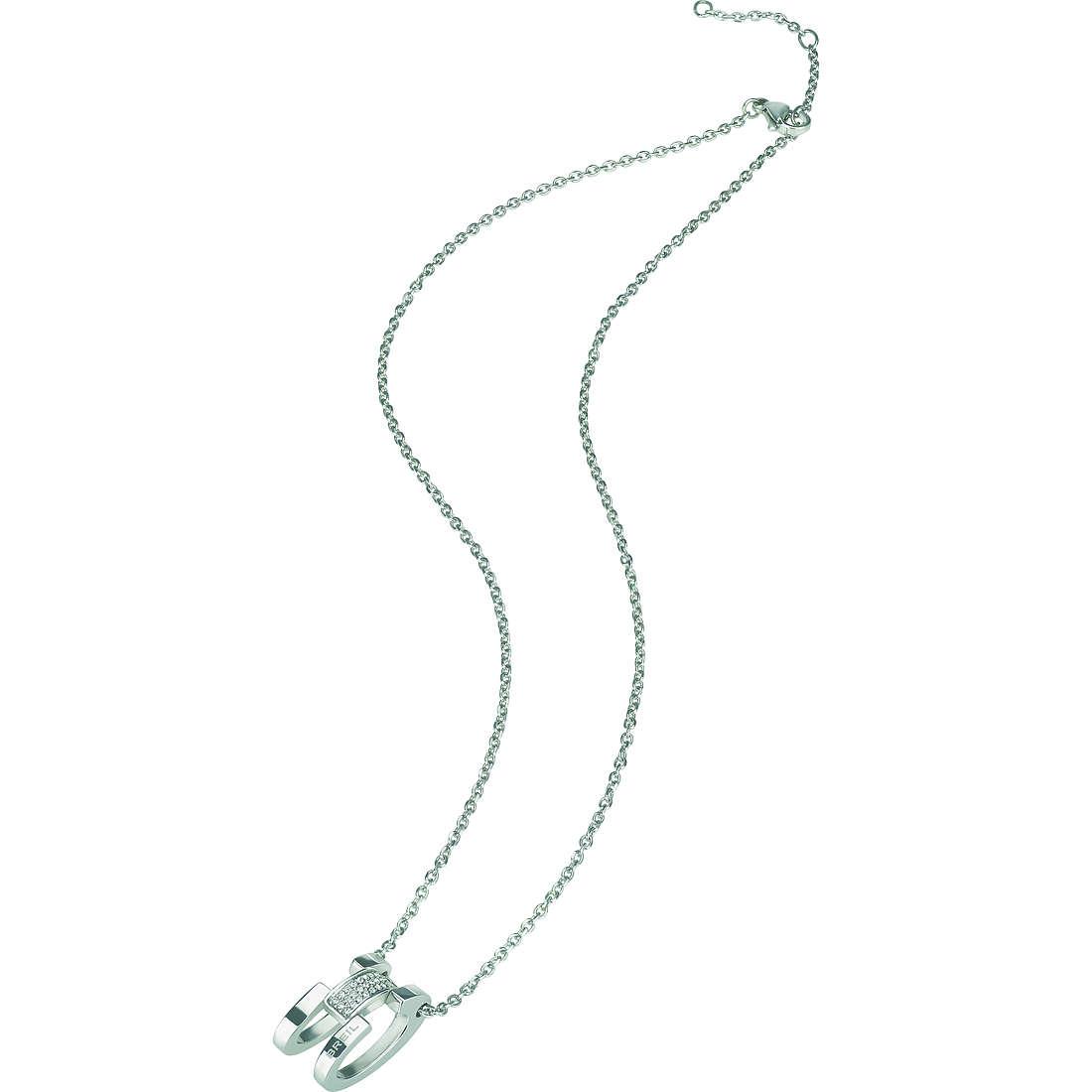 collier femme bijoux Breil Breilogy Extension TJ1807