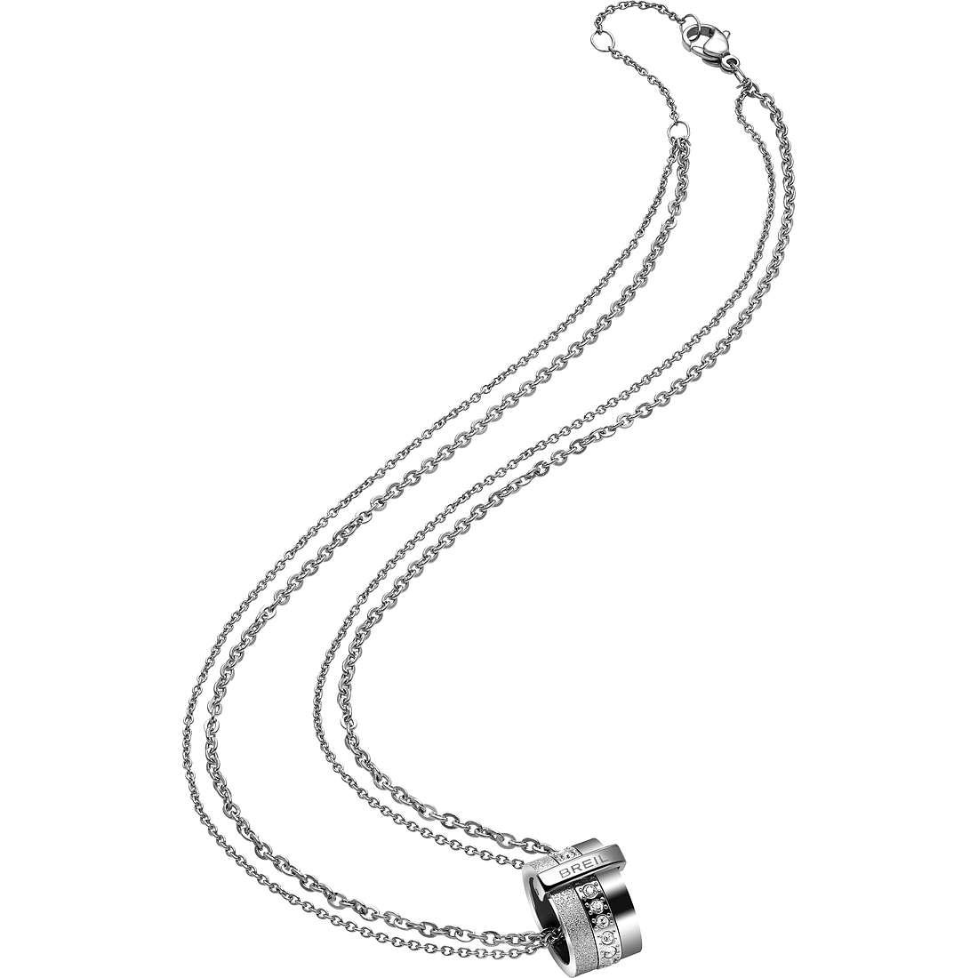 collier femme bijoux Breil Breilogy TJ1470