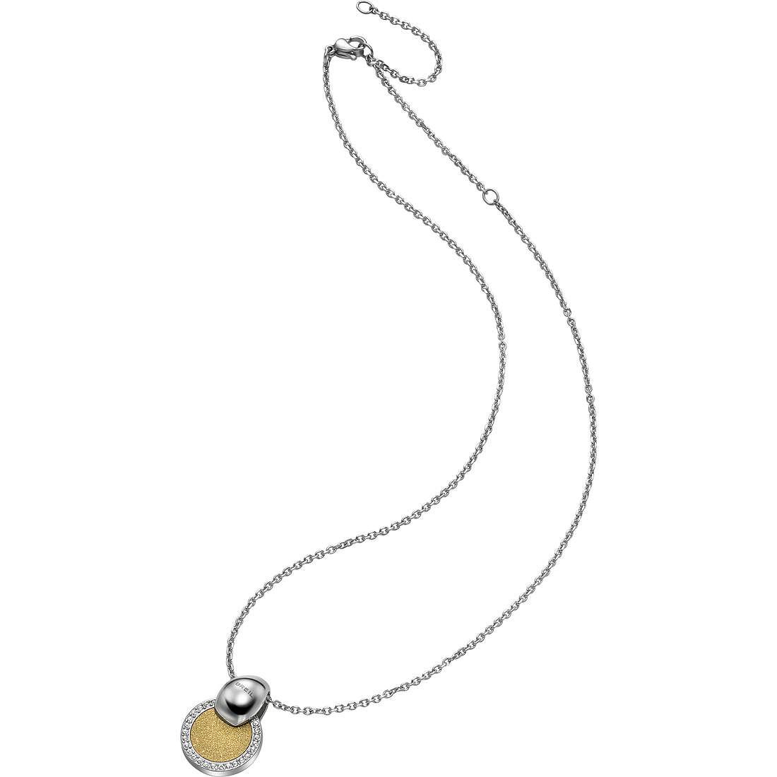 collier femme bijoux Breil Breilogy TJ1682