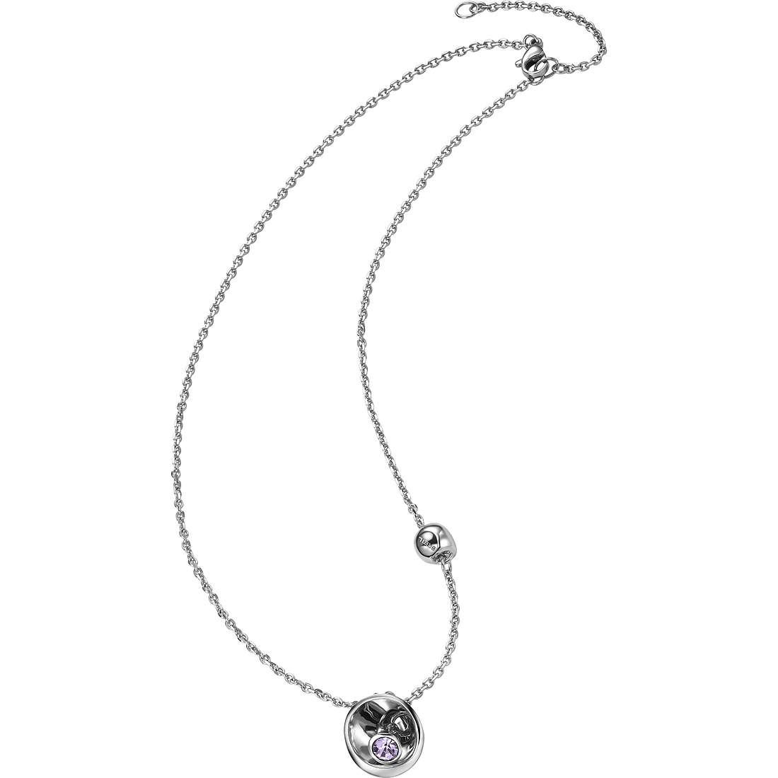 collier femme bijoux Breil Celebrate TJ1655