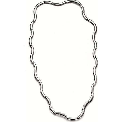 collier femme bijoux Breil Flowing TJ1093
