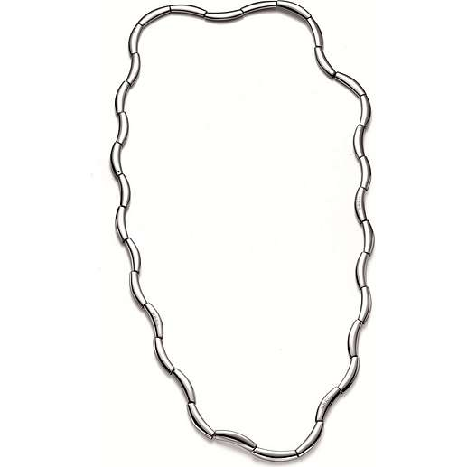 collier femme bijoux Breil Flowing TJ1094