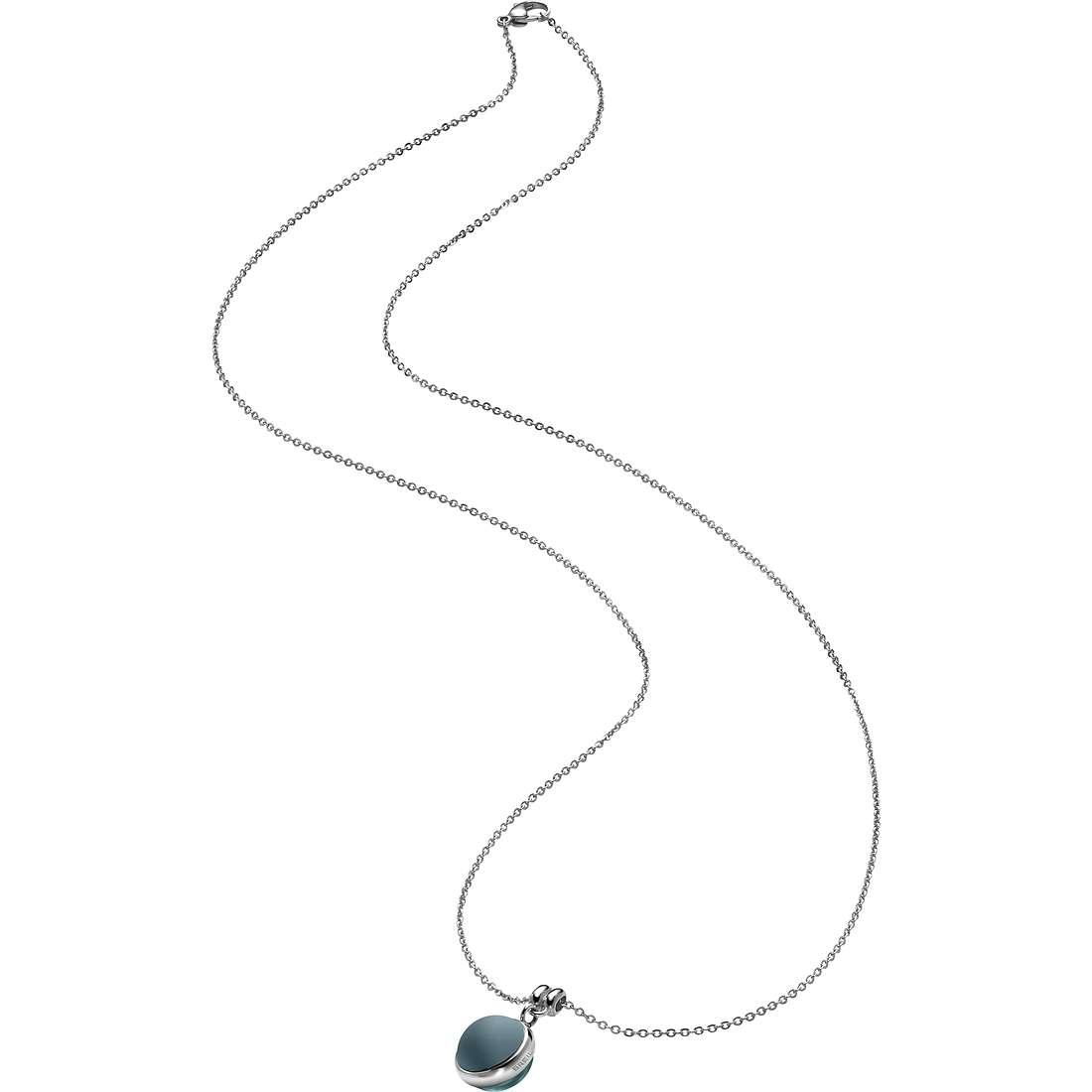 collier femme bijoux Breil Glassy TJ1737