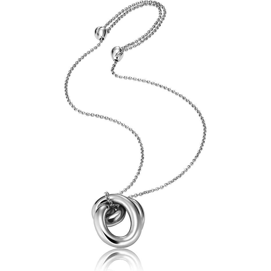 collier femme bijoux Breil Knot TJ0983