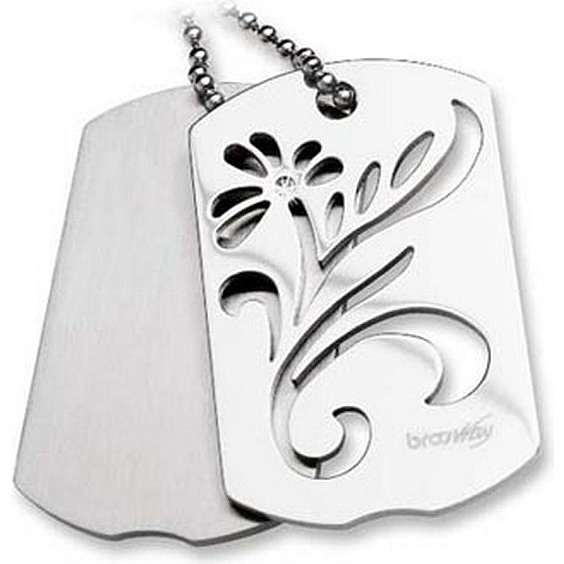 collier femme bijoux Brosway BHR02