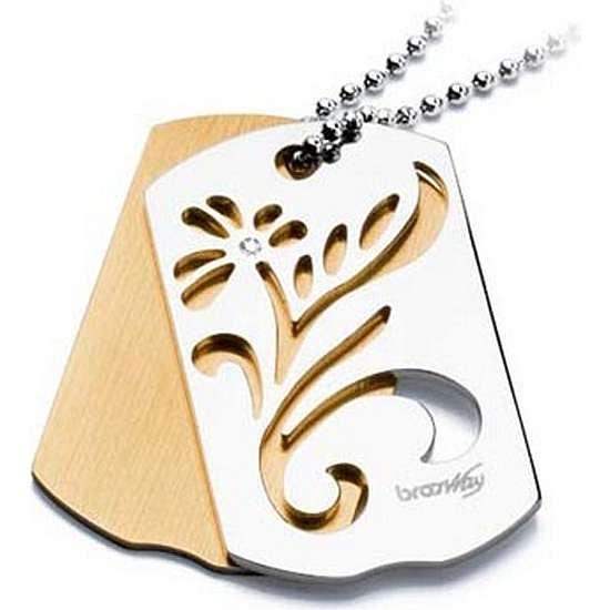 collier femme bijoux Brosway BHR04