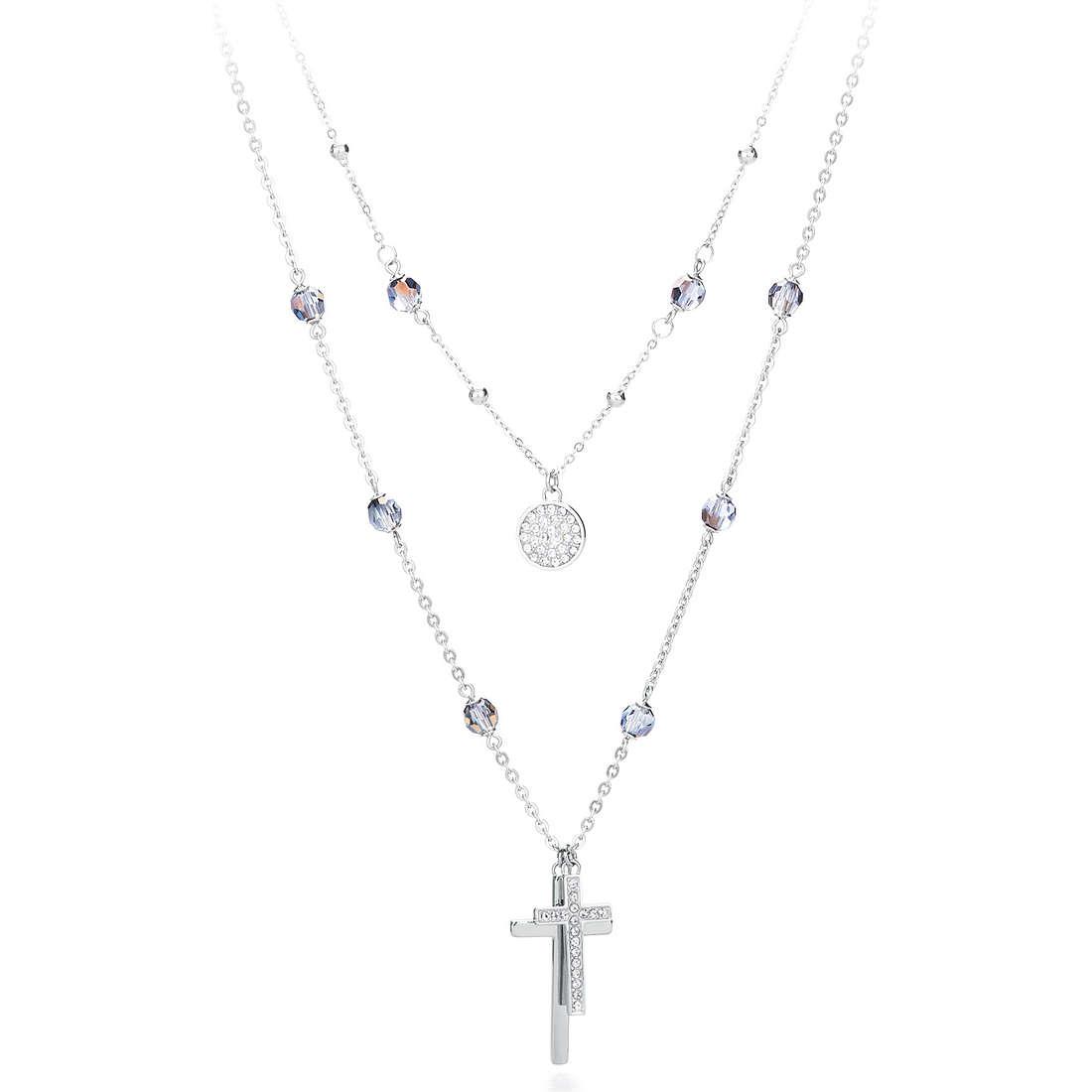 collier femme bijoux Brosway Dogma BDO01