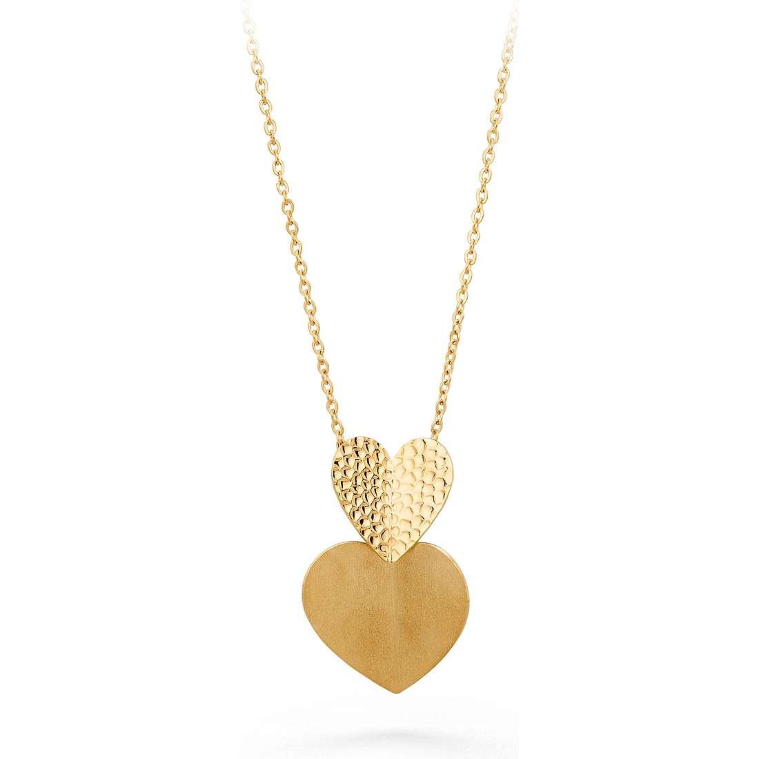 collier femme bijoux Brosway Heart Beat BHB01