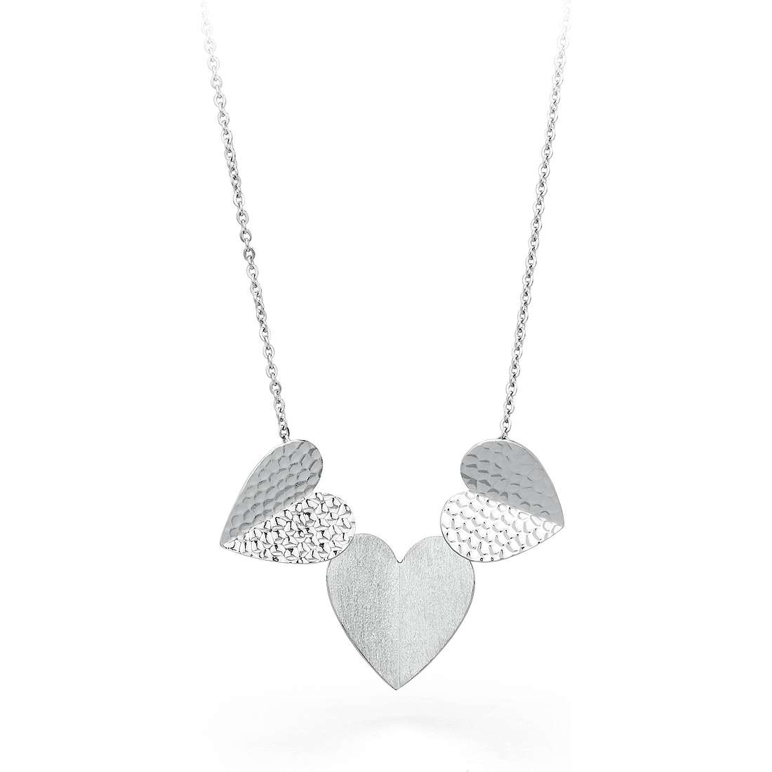 collier femme bijoux Brosway Heart Beat BHB02